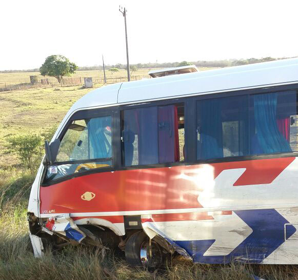 acidente BR-235 povoado Terra Dura Itabaiana Sergipe