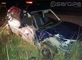 acidente Rodovia SE 170 Campo do Brito Sergipe