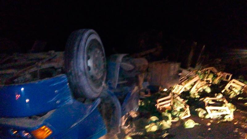 acidente caminhão Itabaiana Sergipe Estado Alagoas