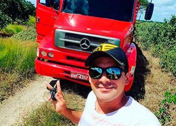 Motorista sergipano morre em capotamento de caminh�o no Estado de Pernambuco