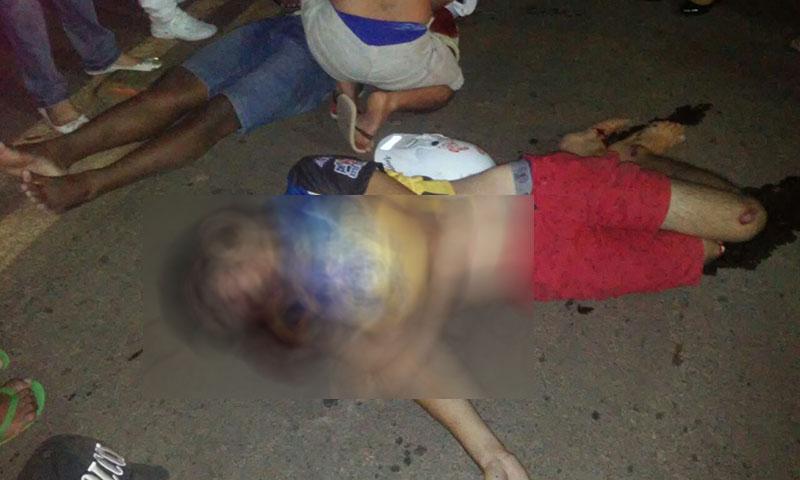 acidente comemorações eleições Carira Sergipe