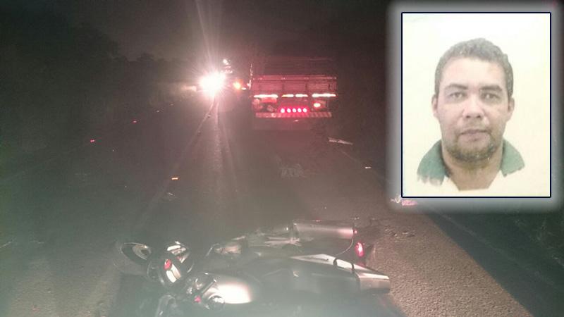 acidente motocicleta Rodovia João Paulo II Itabaiana sergipe