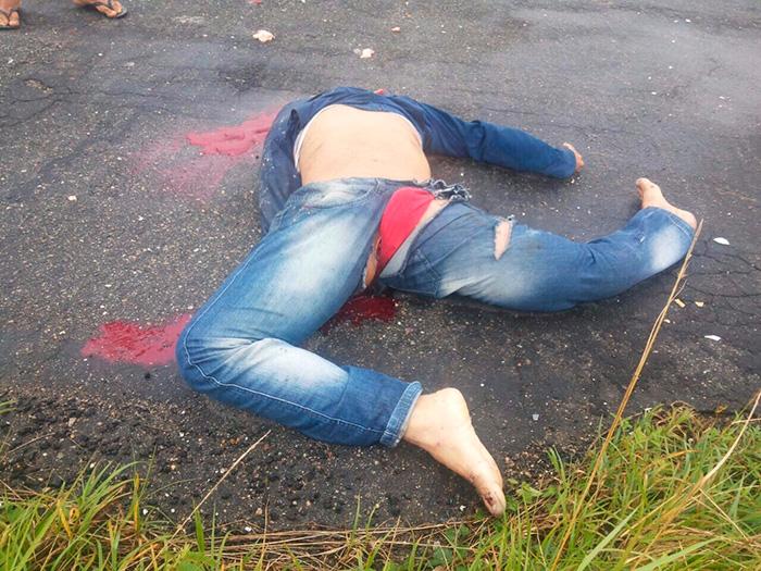 acidente moto micro ônibus Tobias Barreto Sergipe