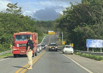 PRF encerra Operação Carnaval 2020 nas rodovias federais de Sergipe