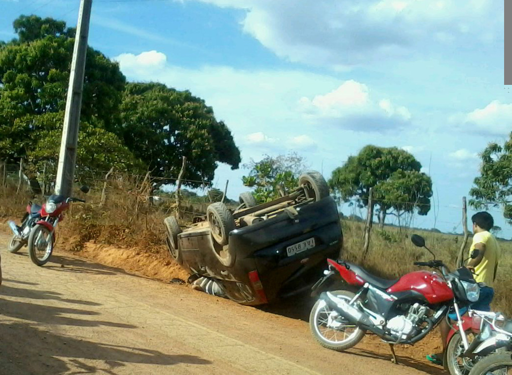 Soldado reformado Polícia Militar de Sergipe acidente
