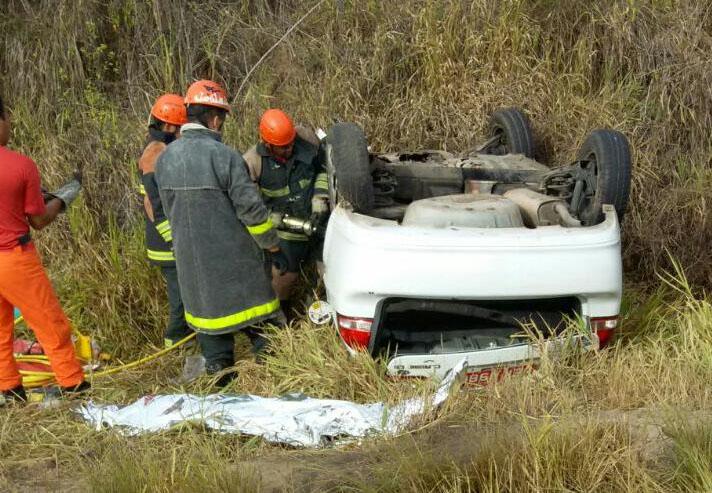 acidente BR-101 Cristinápolis Sergipe