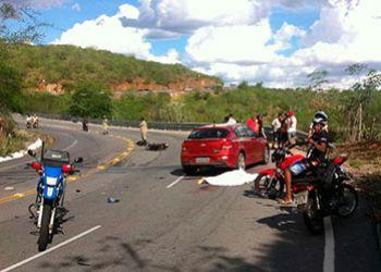 Mortes no trânsito são registradas em Sergipe durante o feriado de Tiradentes