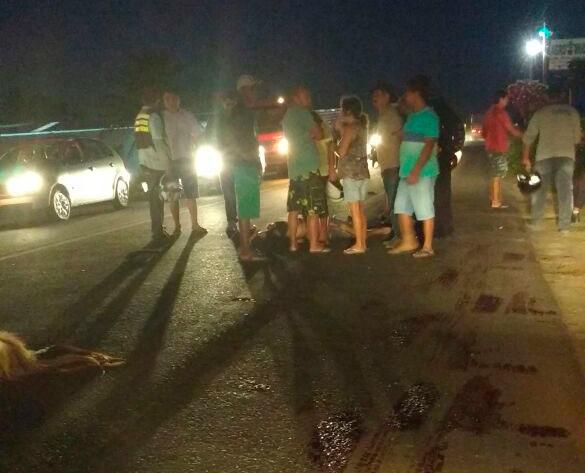 acidente Rodovia Lourival Baptista Lagarto Sergipe