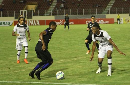 Associação Desportiva Confiança Copa do Brasil