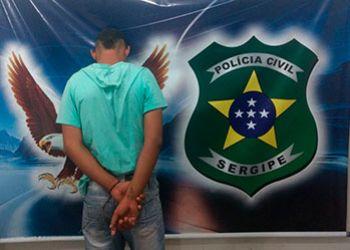 PC apreende em Itabaiana adolescente em cumprimento a mandado de internação provisória