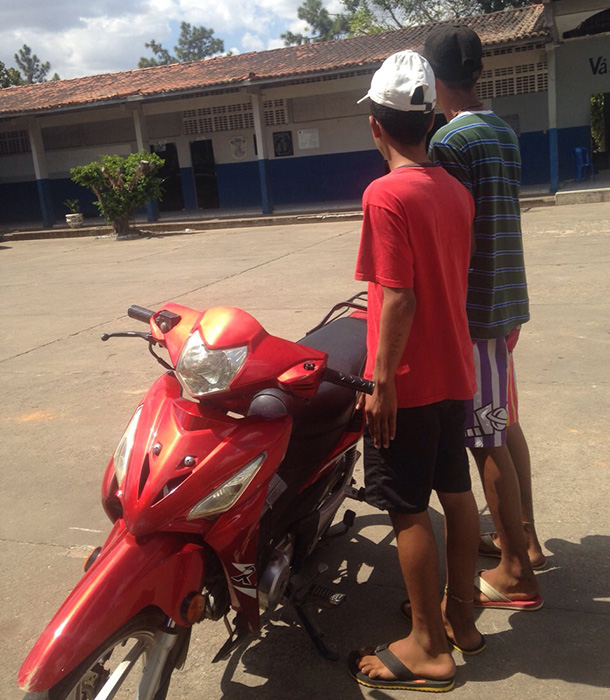 Adolescentes Infratores Itabaiana Sergipe