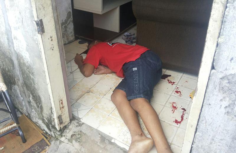 adolescente morto tiros Aracaju Sergipe