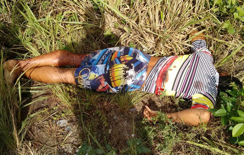 Lagarto Sergipe assassinato adolescente