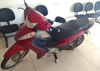 Polícia Militar de Frei Paulo recupera em Itabaiana motocicleta roubada e apreende adolescente