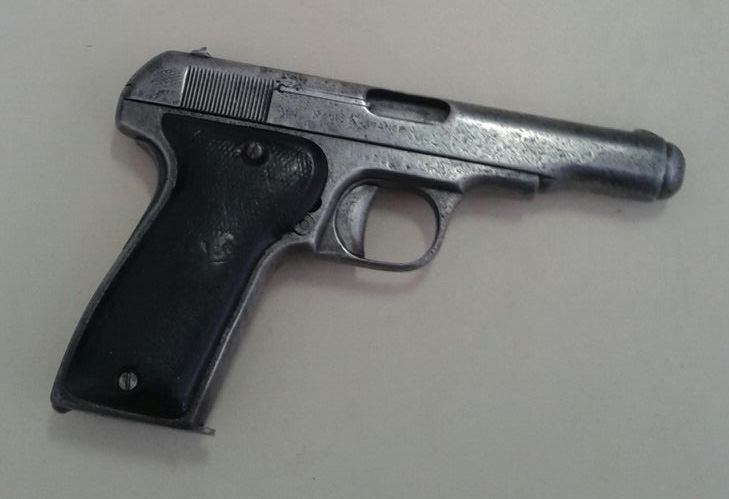 pistola adolescente Itabaiana Sergipe