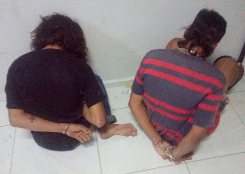 apreensão adolescentes Itabaiana Sergipe