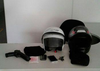 Dupla de adolescentes � apreendida em Ribeir�polis por ato infracional de tentativa de roubos
