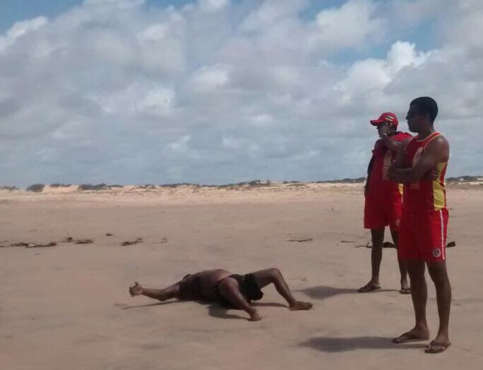 afogamento Rio São Francisco