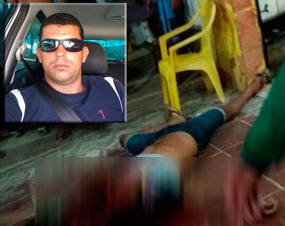 Assassinato bar povoado Candeias Moita Bonita Sergipe