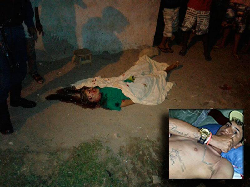 homicídio Aram de Fogo Malhador Sergipe