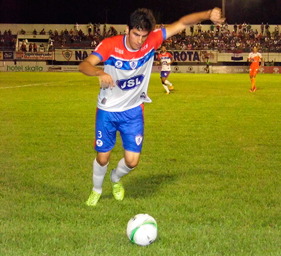 zagueiro Carlos Alexandre Club Sportivo Sergipe