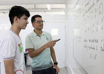 Estudante do Campus Itabaiana representar� o Instituto Federal de Sergipe na Olimp�ada de Matem�tica
