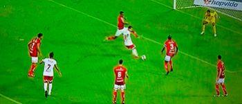 Sergipe elimina o Am�rica da Copa do Nordeste e fica a um empate da classifica��o