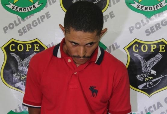assassino Delegado Polícia Civil Sergipe