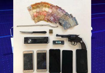 Jovem é preso pela Polícia Civil em Itabaiana porte ilegal de arma de fogo