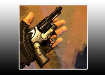 PM apreende arma de fogo e cumpre Mandado de Prisão no Centro de Itabaiana