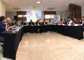 Clubes definem fórmula de disputa do Campeonato Sergipano da Série A1 de 2020