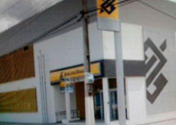 Agência bancária é alvo de criminosos no Centro da cidade de Itabaiana
