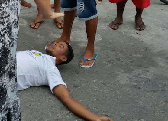 assaltante Itabaiana Sergipe