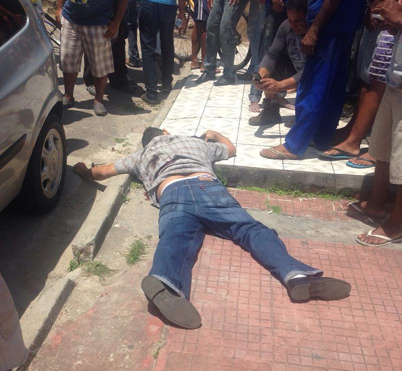 assaltante morre Aracaju confronto PM à paisana
