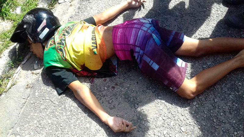 assaltante morto Aracaju Sergipe