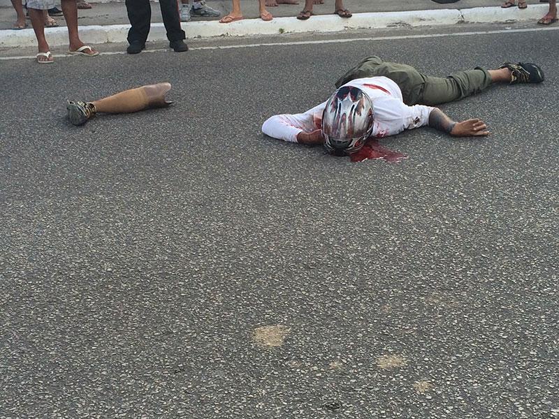 assaltante morto Sergipe
