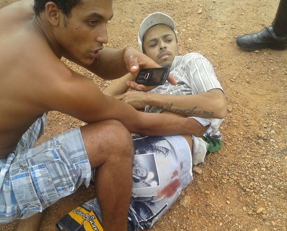 assaltantes povoado Carrilho Itabaiana Sergipe