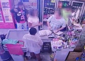 Adolescente suspeito de praticar assalto a mercearia em Itabaiana é apreendido pela guarnição do Getam