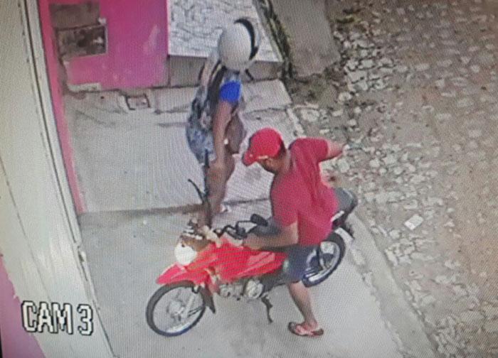 Imagem: Câmera de Segurança