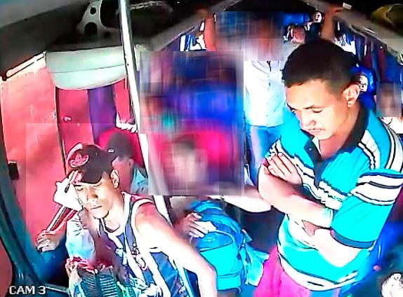 assalto micro-ônibus transporte publico de Passageiros Sergipe