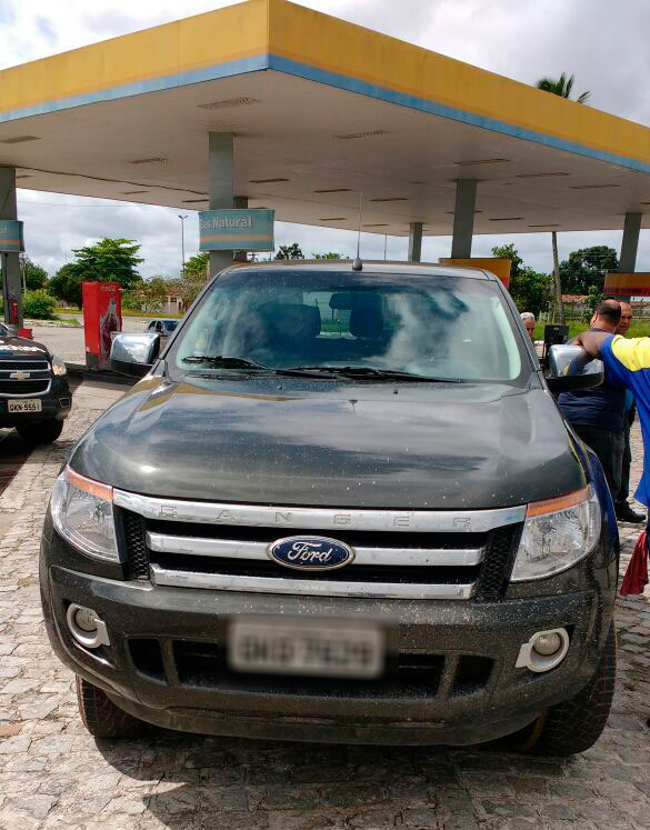 assalto Posto Combustível Areia Branca Sergipe