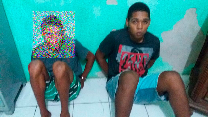 assalto residência Ribeirópolis Sergipe