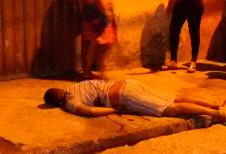 homicídio Arama de fogo Aracaju Sergipe