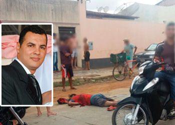 Sobrinho do prefeito de Lagarto � assassinado a tiros em via p�blica
