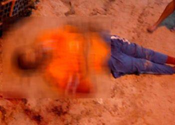 Homem � assassinado em Areia Branca no momento em que se dirigia para o trabalho