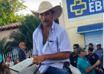 Homem é assassinado a tiros na Zona Rural do município de Nossa Senhora Aparecida