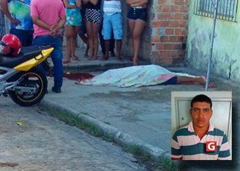 Jovem envolvido em crimes de roubo � assassinado a tiros em bar na cidade de Itabaiana