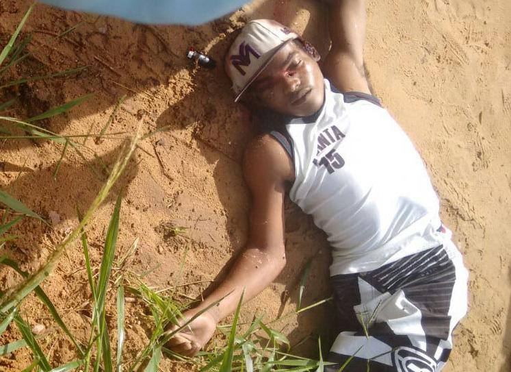 assassinato arma de fogo Malhador Sergipe