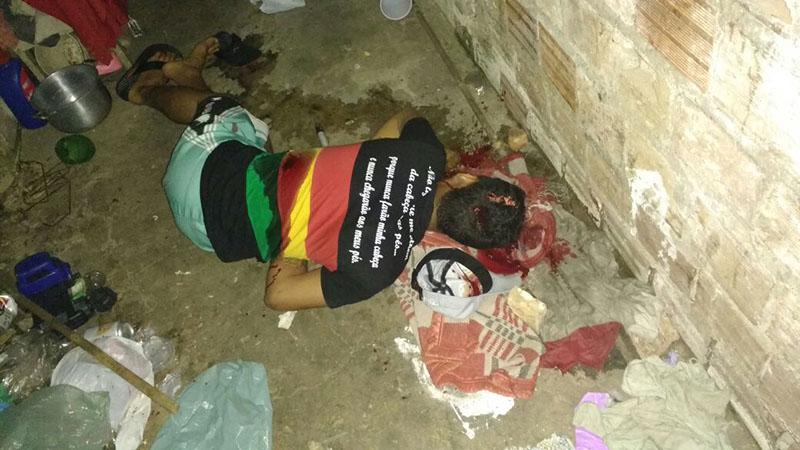 homicídio arma de fogo Barra dos Coqueiros Sergipe