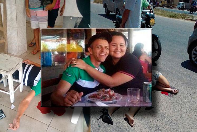 assassinato casal bar Itabaiana Sergipe